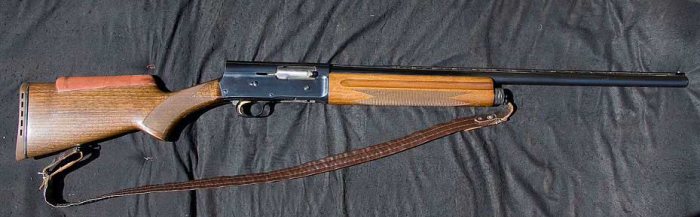 Browning A 5 mollone