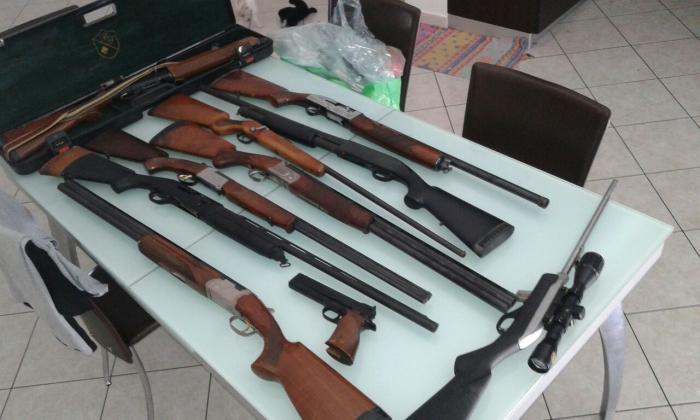 vendo armi da caccia semi nuove