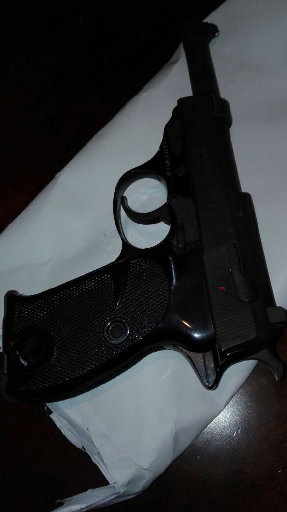 Walther p.38 cal.9×21