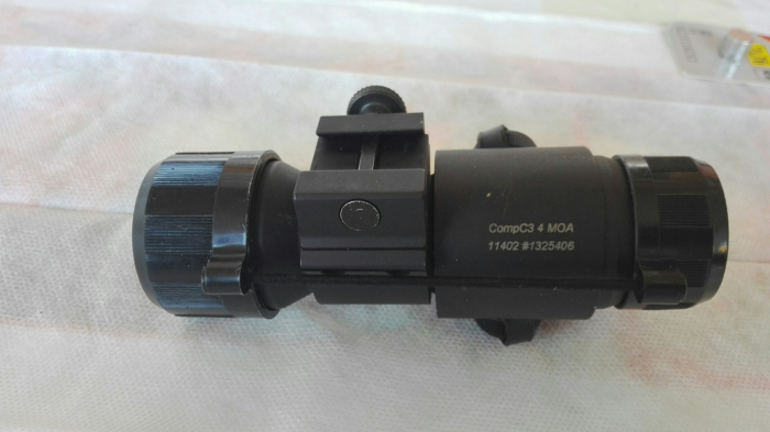 Red Dot Aimpoint C3