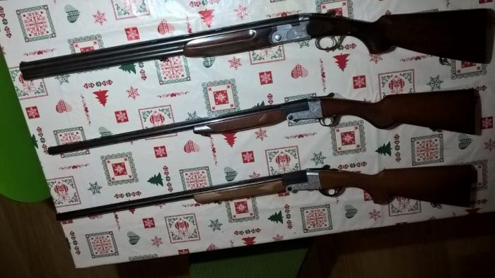 Vendesi fucili da caccia