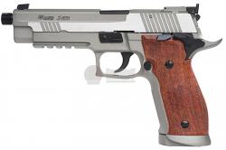 Vendo favolosa pistola aria compressa co2 Cybergun SIG Sauer P226 X-Five – Silve