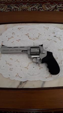 Revolver a tamburo 357 super magnum