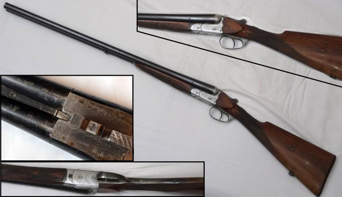 Beretta 410 E Hammerless