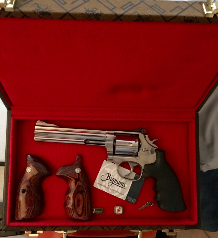 Smith Wesson 357 Magnum