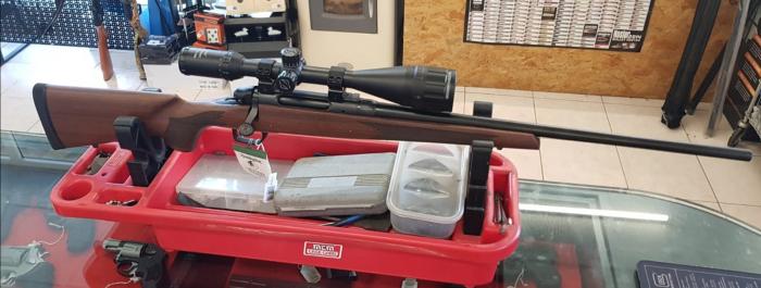 Carabina Remington 378