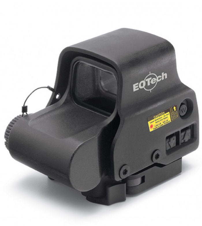 Punto rosso Olografico EOTECH EXPS 3 – 4