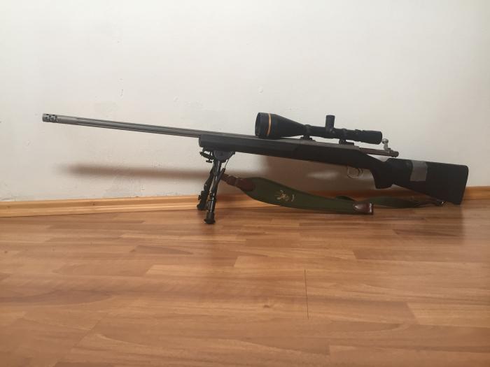 Carabina Remington 700