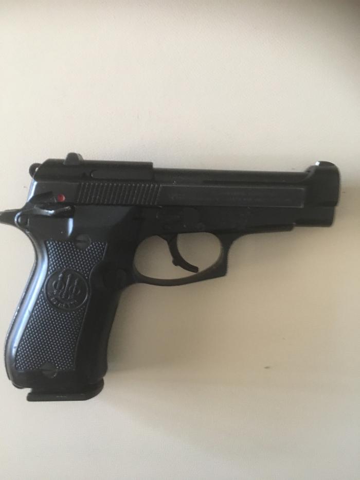 Pistola Beretta Pietro 84 FS