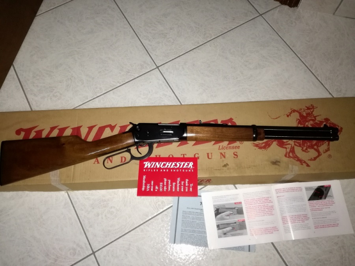 Winchester 94AE Trapper