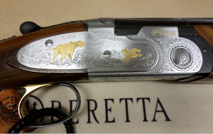 Beretta S687EL Golden Pigeon cal.12/71/***|*