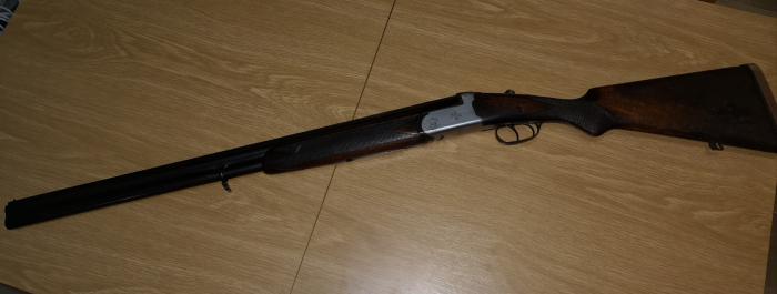 Fucili da caccia cal 16