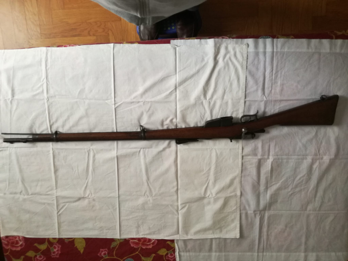 Fucili da collezione o caccia