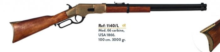 Carabine Mod. 66 Cal. 38 sp