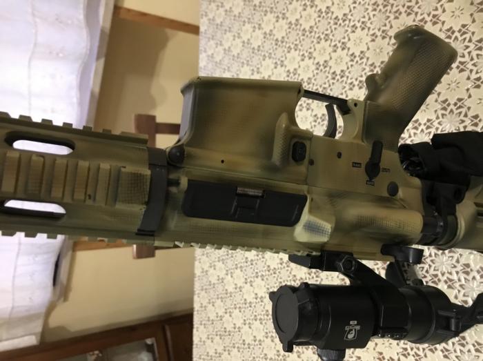 Carabina SDM M16 .223