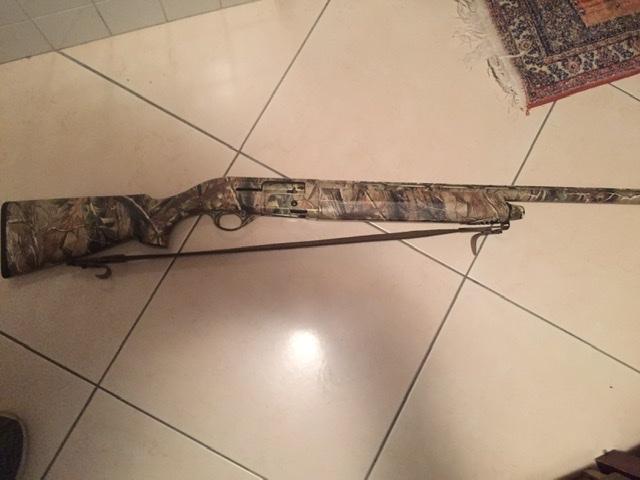Beretta 391 Camo