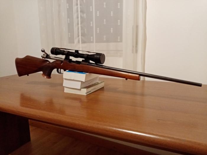 Carabina Mauser