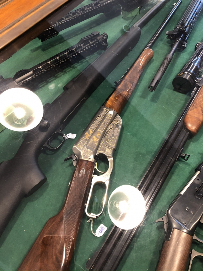 Winchester 1895 Limited Edition High Grade