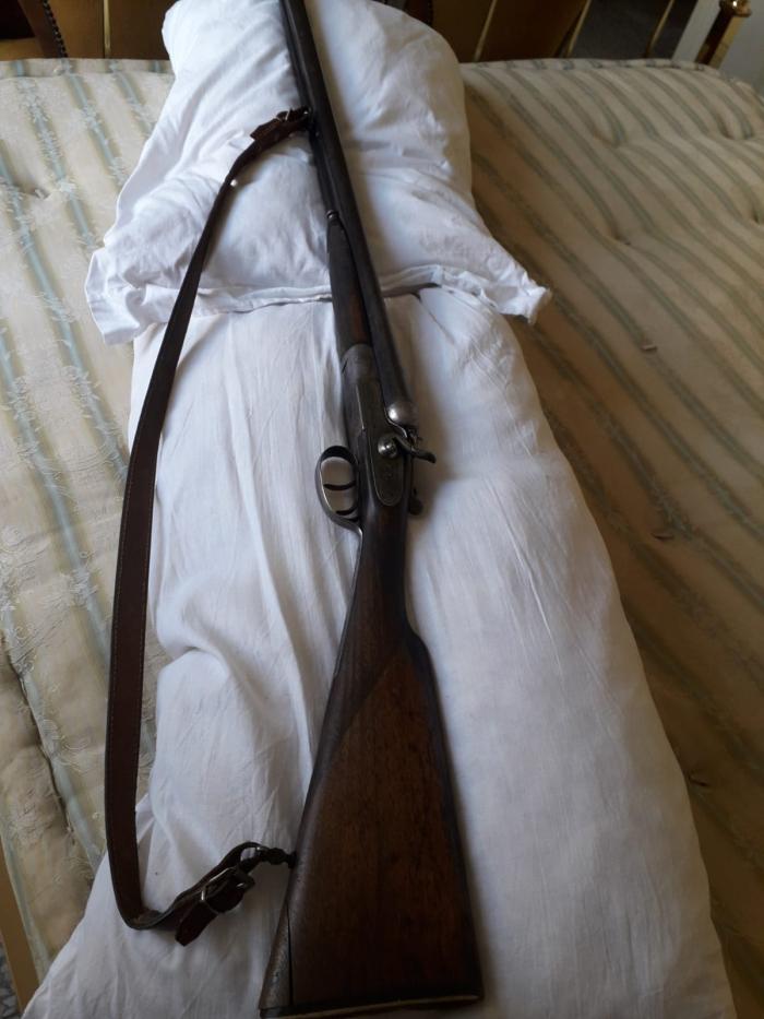 Vendita 3 fucili da caccia