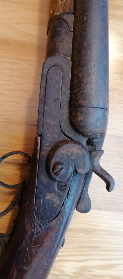 Fucile antico anno 1800