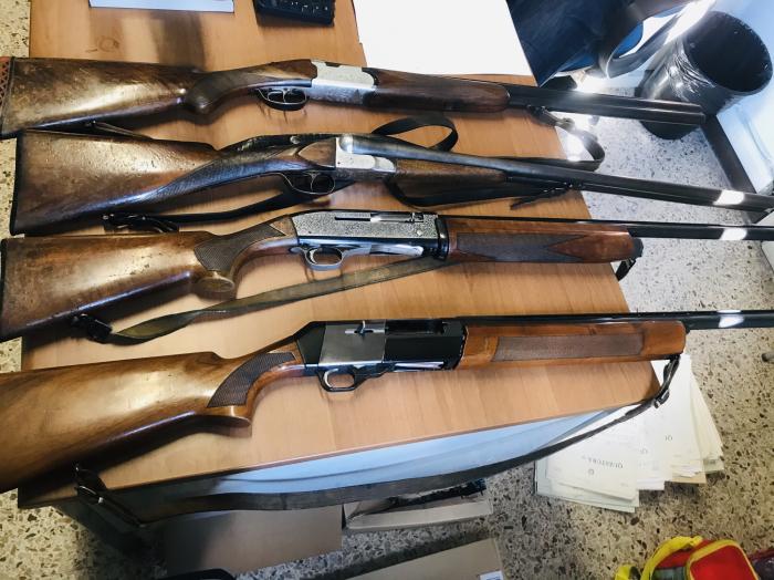 Collezione fucili da caccia o singoli