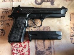 vendo pistola 9×21