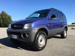 DAIHATSU Terios 1.3i 16V cat 4WD DB Benzina GPL