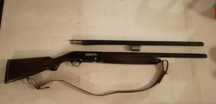 Beretta semiautomatico A 301 usato