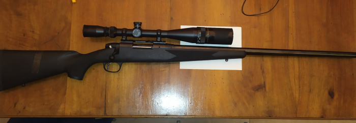 Fucile MARLIN X7VH