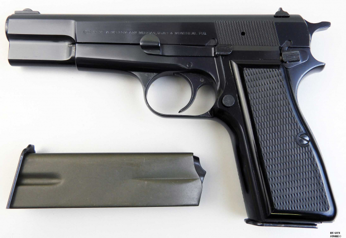 Pistola Browning 7.65 parabellum