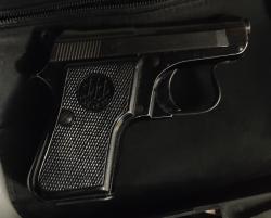 Pistola Beretta 950b Cal 6.35
