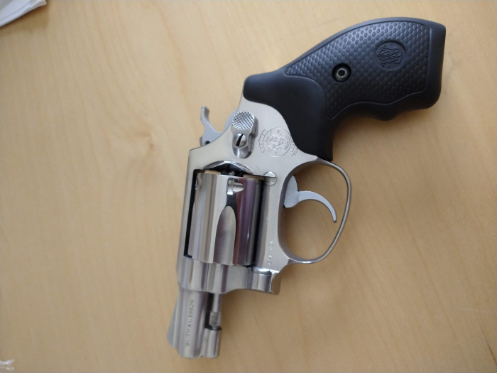 Smith&Wesson 60