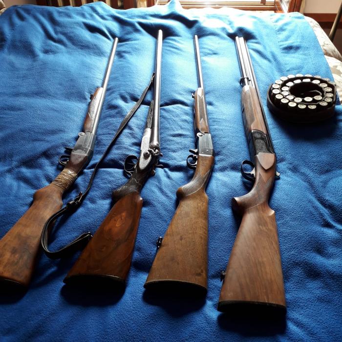 Beretta cal. 20 monocanna