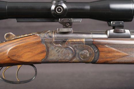 Il 689 GOLD SABLE è un fucile tipo express