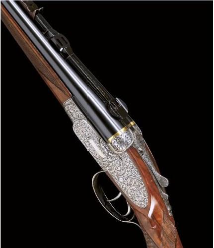 Doppietta royal della holland holland ideata per la for Costo della costruzione del fucile da caccia
