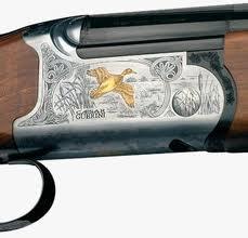 Roman MMX della Caesar Guerini: fucile semiautomatico d'eccellenza