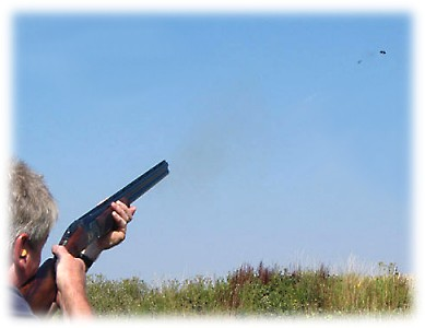 trap shoot , principi fondamentali di tiro al volo