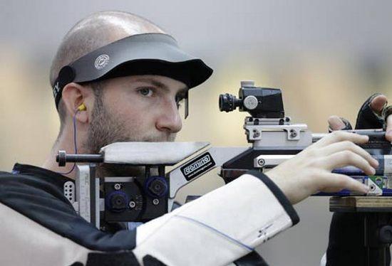 Niccolò Campriani-Argento Carabina 10m-Olimpiadi Londra 2012