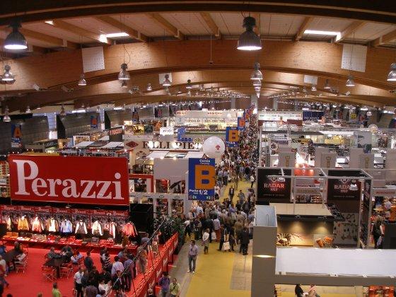 Exa 2010: Preparativi in atto per la Mostra di Armi Sportive di Brescia EXA 2010