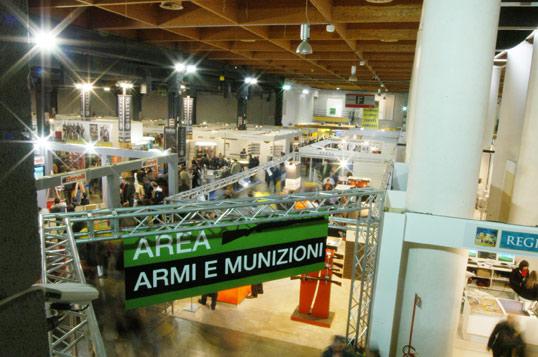 Salone dalla caccia e della Pesca - Fiera di Vicenza 2010