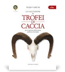 libri di caccia e tecniche venatorie: valutazione dei trofei di caccia.