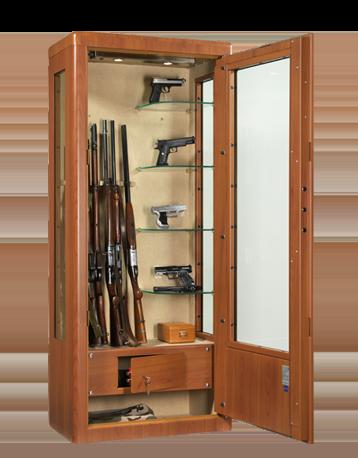 ... Metalk: una sicurezza per le custodia delle armi - Caccia Passione