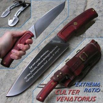 Culter Venatorius: coltello affidabile e tecnico dalla Extrema Ratio