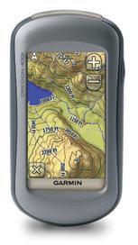 GPS Oregon 400t della Garmin