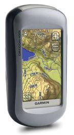 GPS Oregon 400t