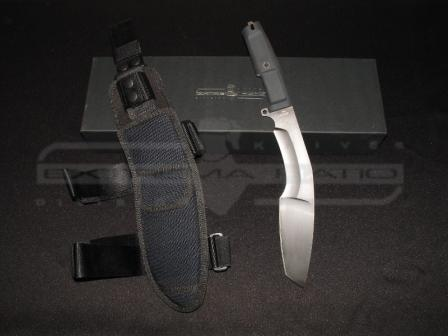 Coltello da campo KUKRI KS: machete dal taglio avanzato