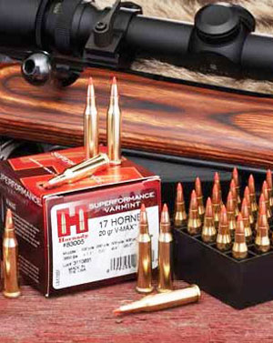 Balistica: Calibro .22 Hornet, piccolo made in USA molto efficace..