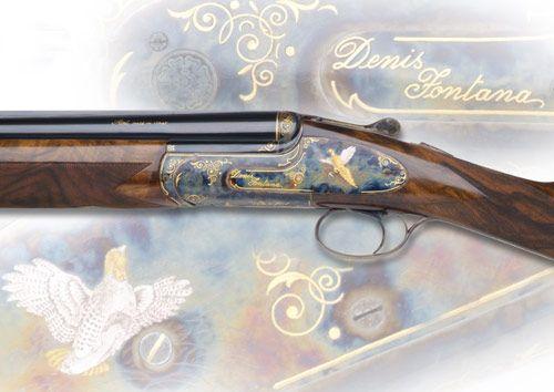 Un fucile chiamato desiderio della armi art caccia for Costo della costruzione del fucile da caccia
