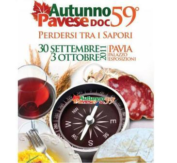 Autunno Pavese Doc Pavia Palazzo Esposizioni Dal 30