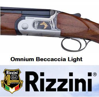 Sovrapposto Omnium Beccaccia Light Rizzini: la sua preda è inscritta ...